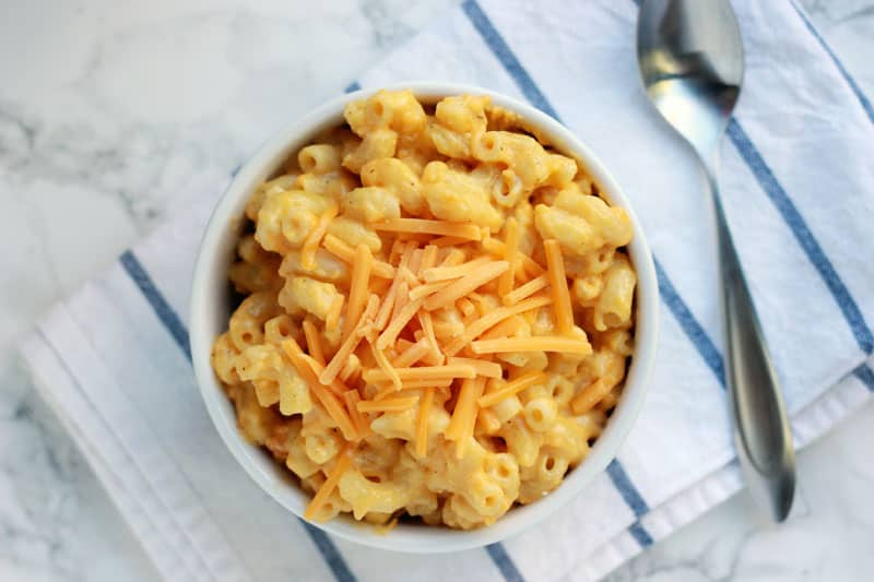 Slow Cooker Macaroni and Cheese on One Sweet Appetite