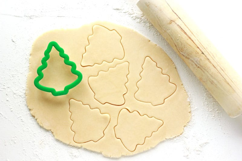 Sugar Cookies & Freezing Your Cookie Dough