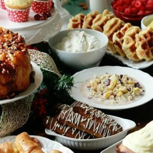 15 MUST Make Christmas Brunch Recipes
