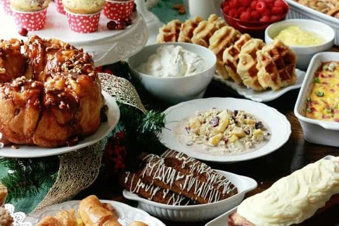 15 MUST Make Christmas Brunch Recipes