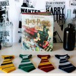 Harry Potter Felt Tie Party Favor