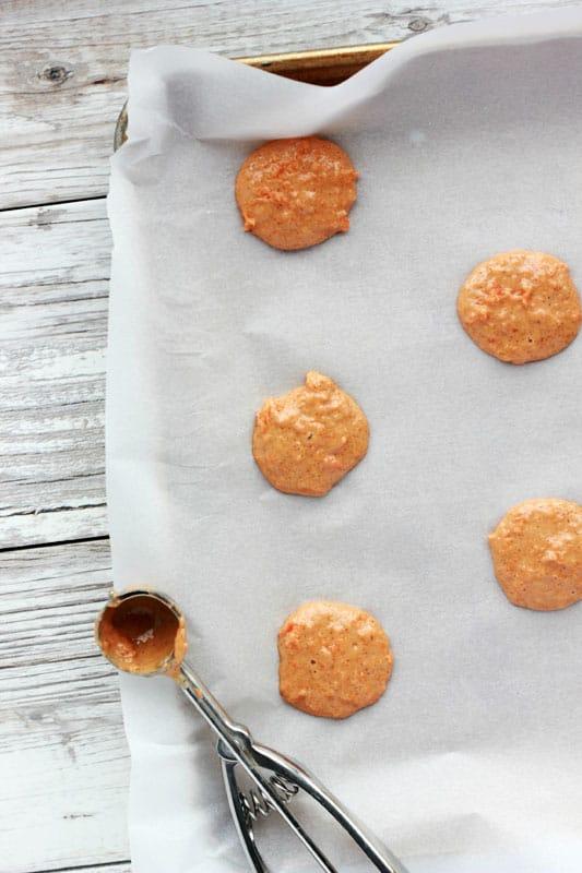 Carrot Cake Whoopie Pie Cookies