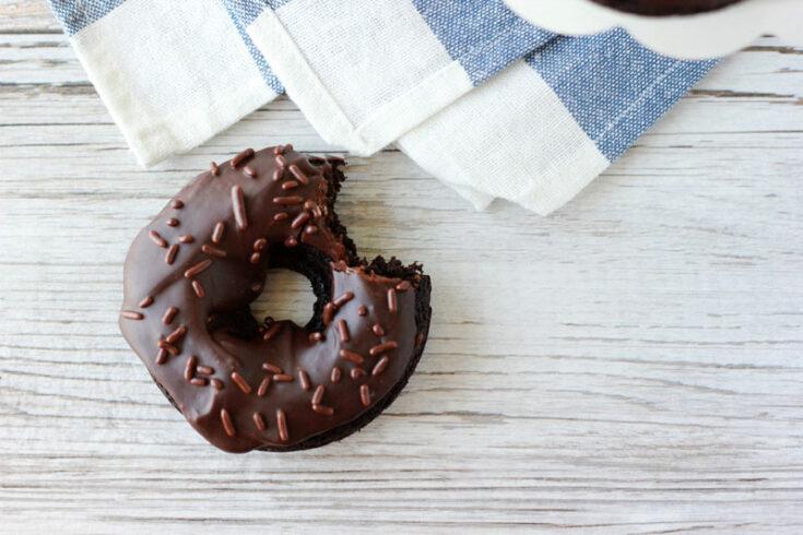 Chocolate Cake Donut Recipe