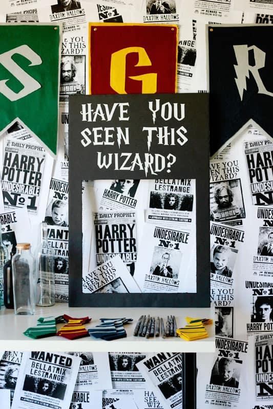 Harry Potter Wizard Prop