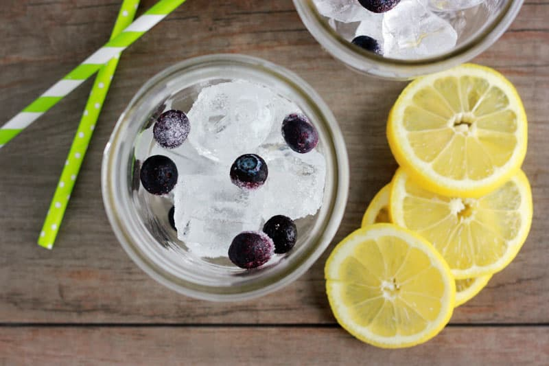 blueberry lemonade recipe on One Sweet Appetite