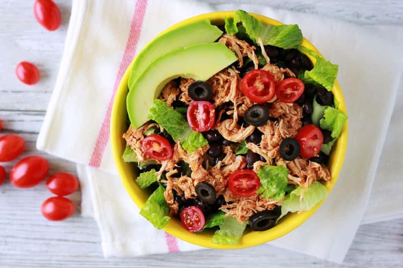 chicken-taco-salad-recipe