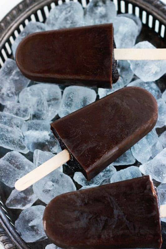 fudge popsicles