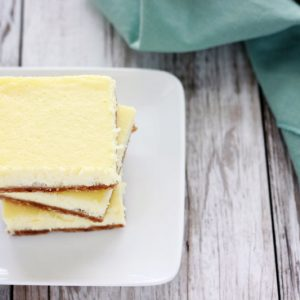 Easy Cheesecake Bars