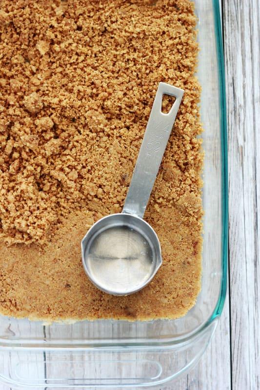 Cheesecake Bar Crust