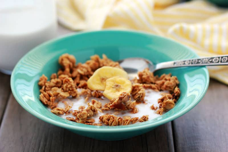 Banana-Bread-Granola-Recipe-on-One-Sweet-Appetite