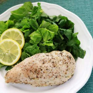 Oven Roasted Chicken Breast