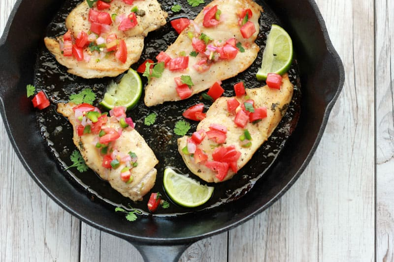 Baked Margarita Chicken