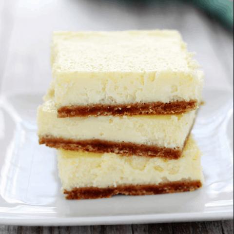 Easy Cheesecake Bars