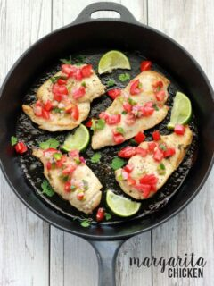 Margarita Chicken Recipe