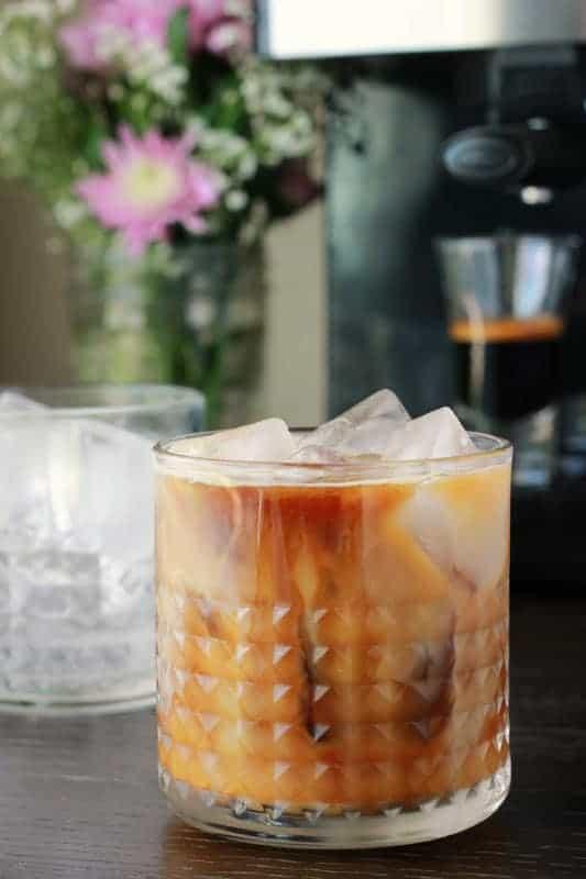 Coconut Horchata Coffee