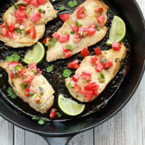 Margarita Chicken Recipe On One Sweet Appetite