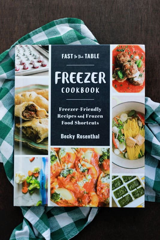 Freezer Cookbook