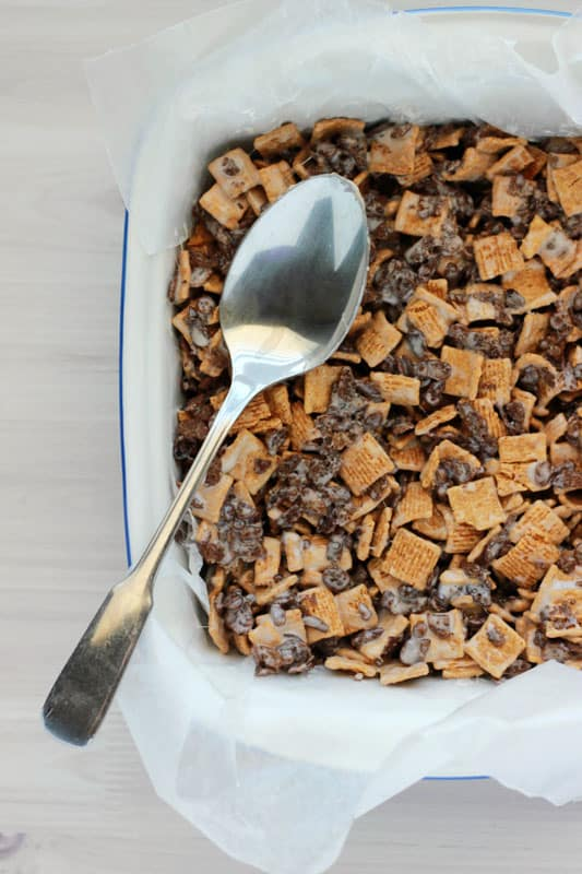 S'more Cereal Treat Recipe