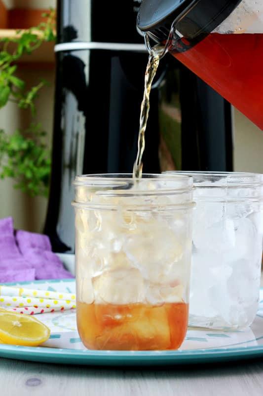 Sparkling Sweet Tea Recipe
