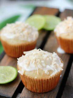 Pina Colada Muffin Recipe