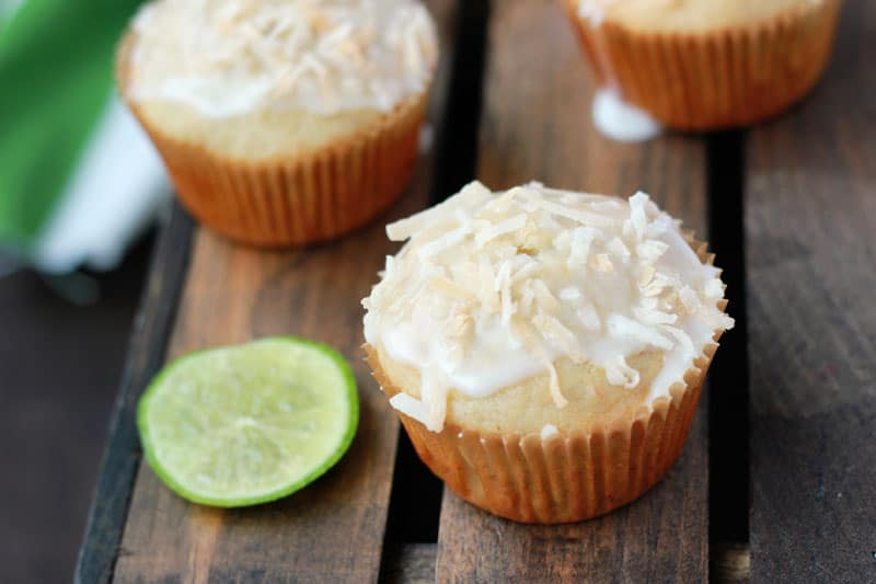 Pina Colada Muffins one One Sweet Appetite