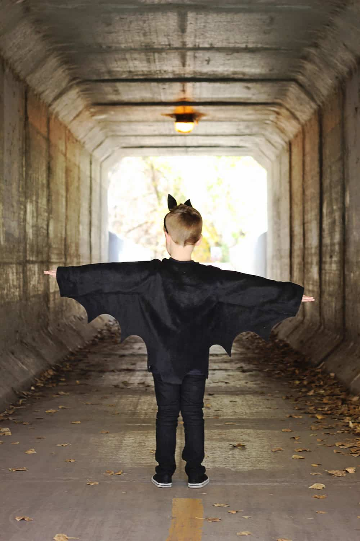 Bat Halloween Costume