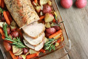 Balsamic Pork Loin Recipe