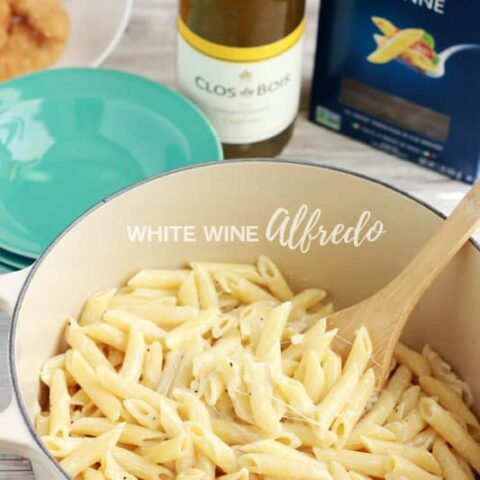 Easy White Wine Alfredo Recipe