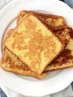 Sugar Cookie French Toast on One Sweet Appetite