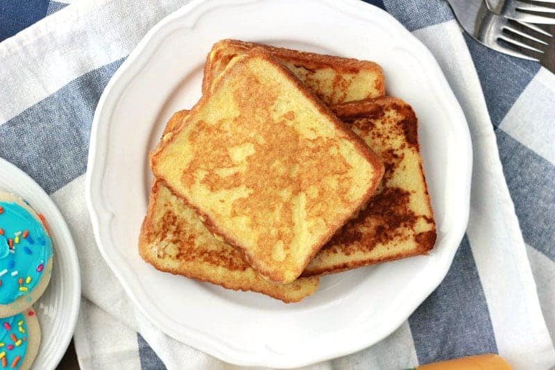recipe: sweet french toast for one [1]