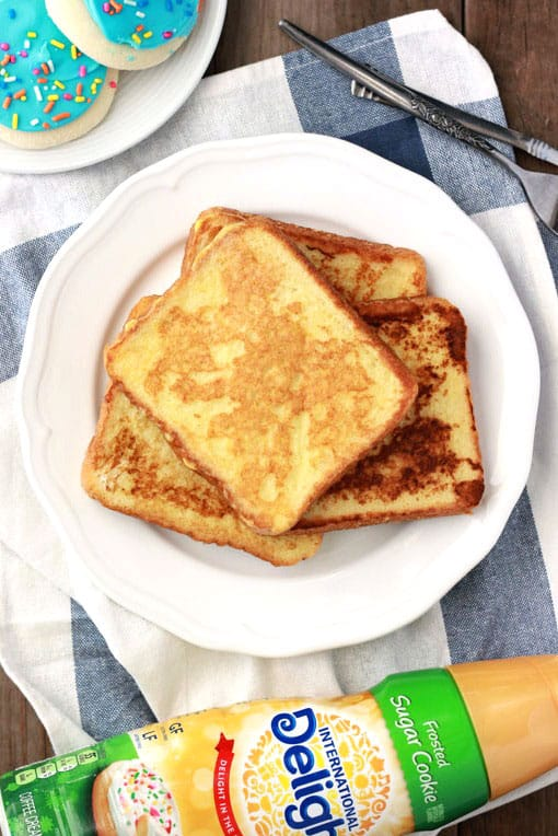 Sugar Cookie French Toast Recipe