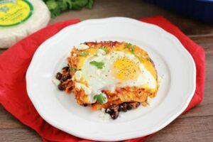 Huevos Rancheros Casserole Recipe