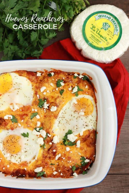 huevos rancheros casserole 3