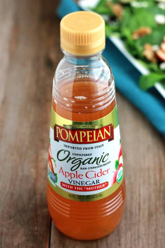 pompeian apple cider vinegar