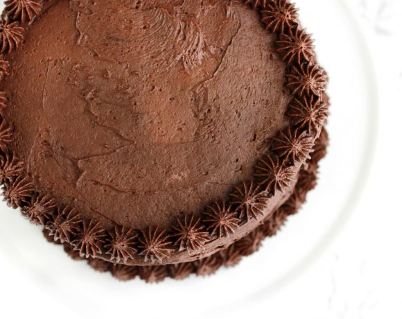 Best Ever Chocolate Cake