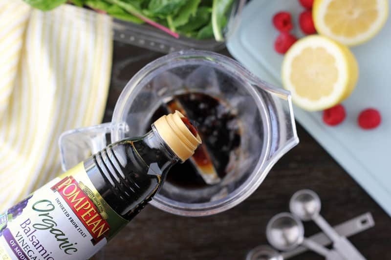 Easy Lemon garlic vinaigrette