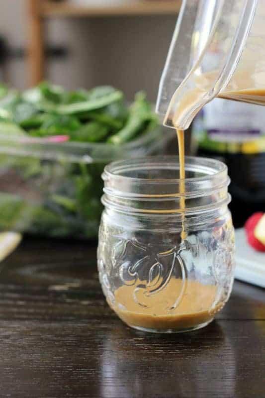 Lemon garlic vinaigrette Recipe