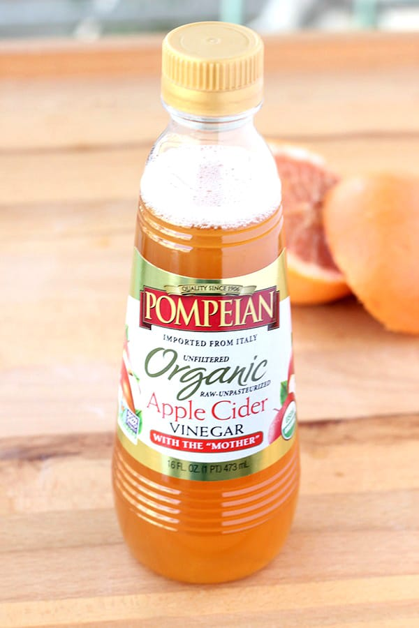 grapefruit honey apple cider vinegar recipe