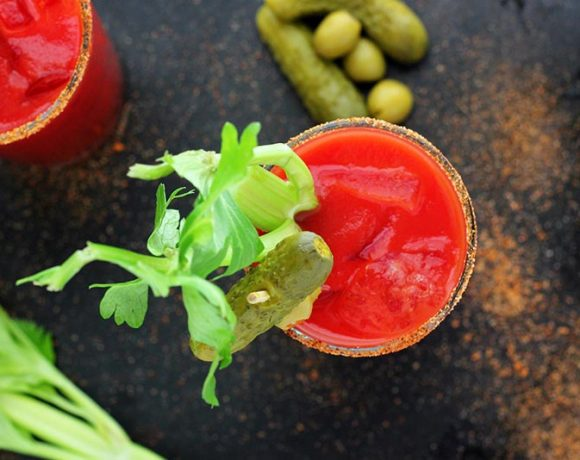 Easy Bloody Mary Recipe