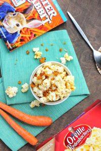 Carrot Cake Popcorn Recipe