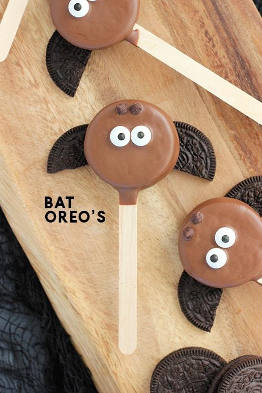 Bat Oreo's
