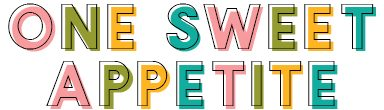 One Sweet Appetite logo