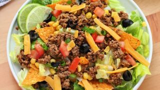 Quick and Easy Taco Salad Recipe