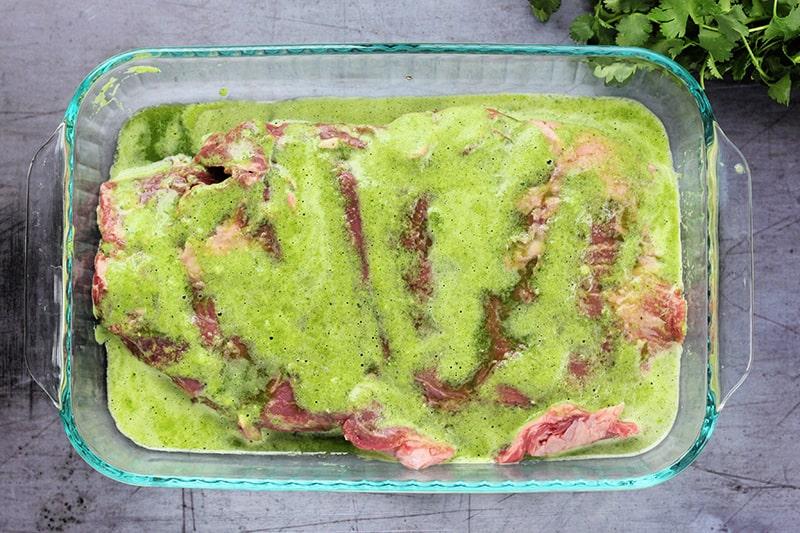 Carne Asada Taco Recipe
