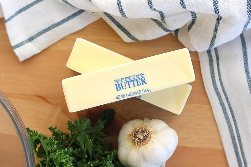 Butter for Garlic Butter Recipe