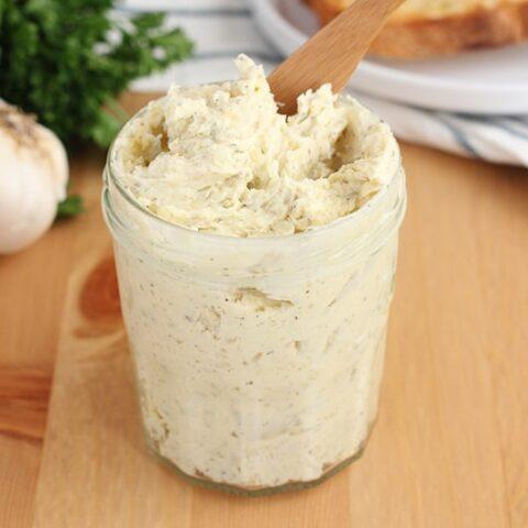 Homemade Garlic Butter