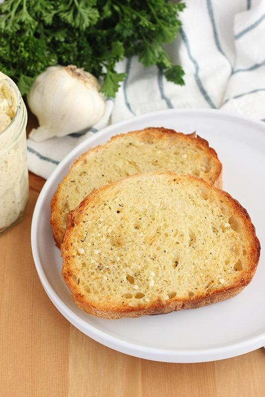 Homemade Garlic Toast