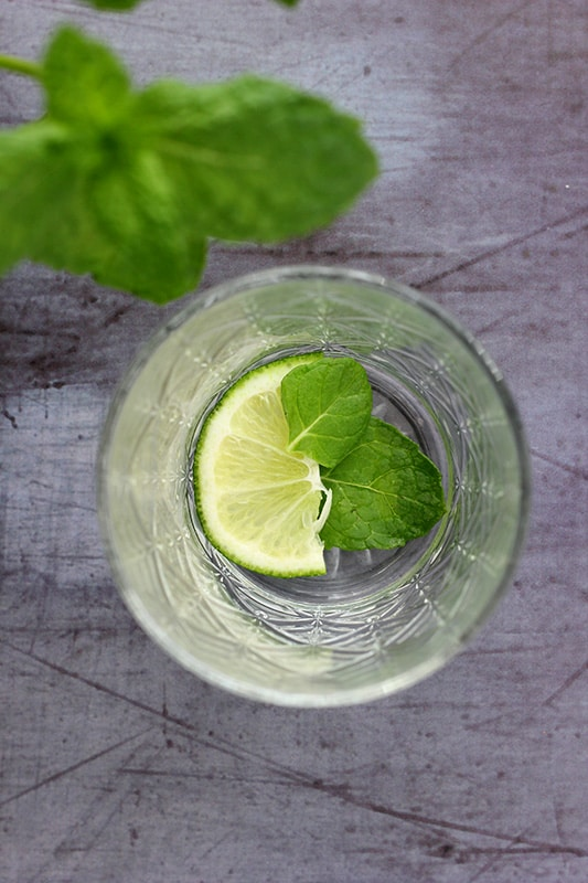 How to make a tequila mojito