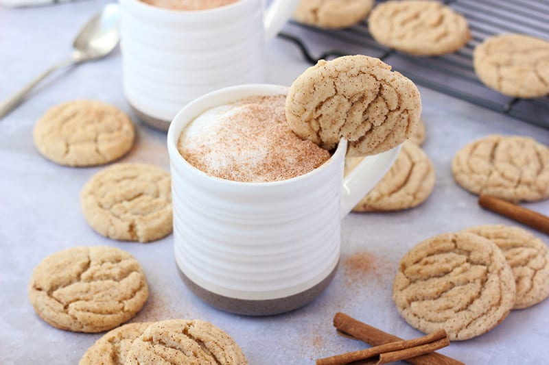 Snickerdoodle Latte