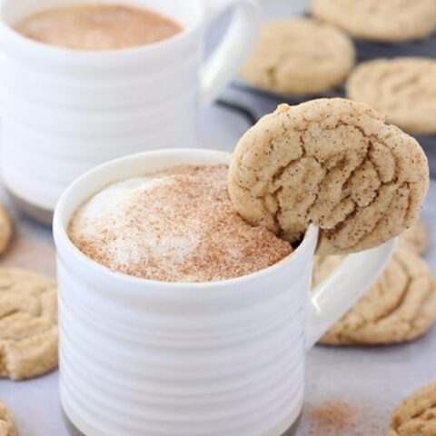 Snickerdoodle Latte Recipe